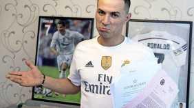 CR7 look alike - Cristiano Ronaldo