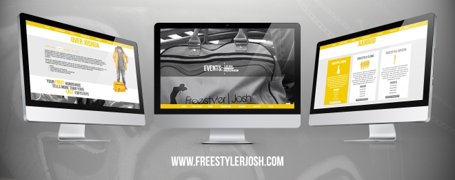 Freestyler-Josh-Voetbalentertainment