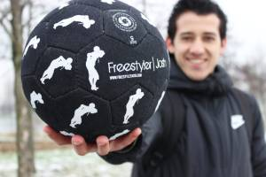 FJ - Voetbalclinic freestyle